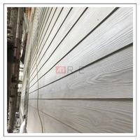 Wood grain siding plank exterior decorative wall panels